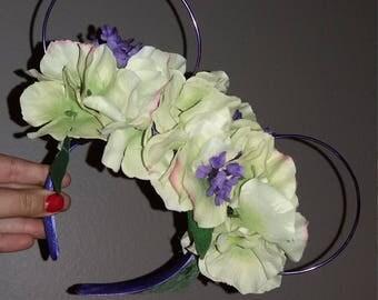 Dopey flower crown