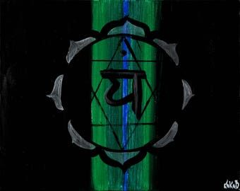The 4th Chakra, Anahata