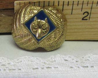 Vintage Scout Neckerchief Ring
