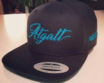 Snapback Hat: ATGATT