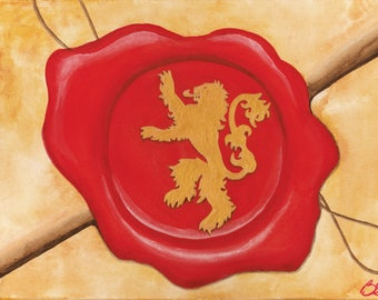 House Lannister - Game of Thrones series
