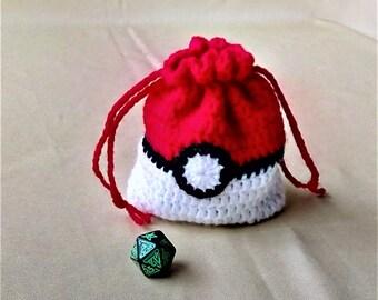Pokemon Dice Bag (no dice included)