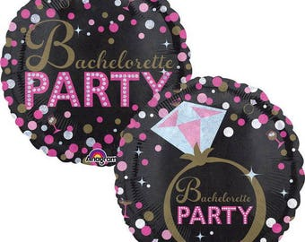 """18"""" Bachelorette Party Balloon"""