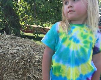Kids Spiral Shirt