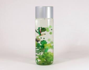 St Patrick's Day Sensory Bottle- small