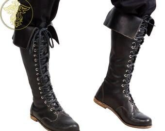 "Fantasy High boots ""Skyrim Breton Knight"""