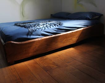HandMade WoodBed Made in Italy