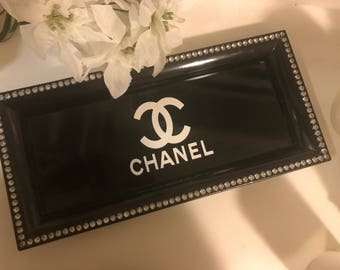 Designer Jewelry or Makeup Tray