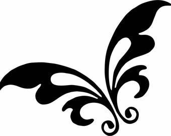 Butterfly Vinyl Decal