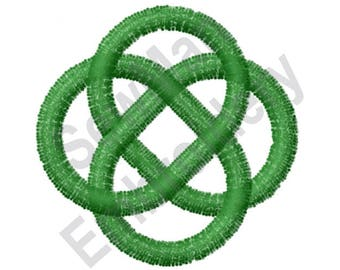 Celtic Knot Design - Machine Embroidery Design