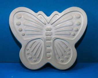 Butterfly | Children's Room | Wall Relief | Relief | Plaster · Deco | Plaster