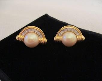clips vintage pearl