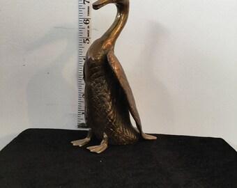 Brass Goose