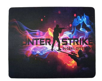 CS GO Counter Strike Gaming Mousepad Office Mousepad   Two Sizes To Select