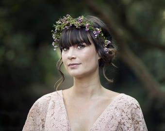 Dried flower Crown Catherine