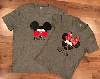 Retro Mouse Wife Shirt