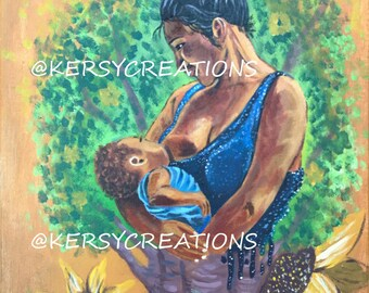 Mom, baby, infant, tree, life, Mothers day, poster, print, acrylic, wall art, sale, prints, acrylic, oil painting, decorations, frame, decor