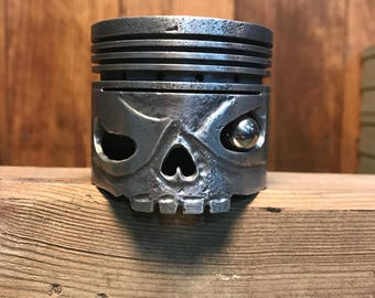 Carved PISTON