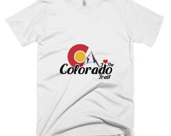 I Love the Colorado Trail Short-Sleeve T-Shirt