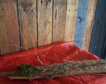 Copper Wire Bonsai Trees