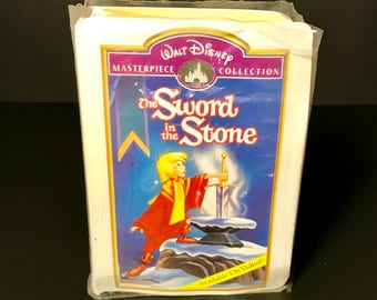 Disney's The Sword in the Stone McDonald's Happy Meal Collectible
