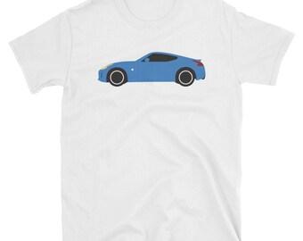 NISSAN 370Z SHIRT, 350z Shirt Blue   Nissan Shirt, JDM Shirt, Fairlady Z
