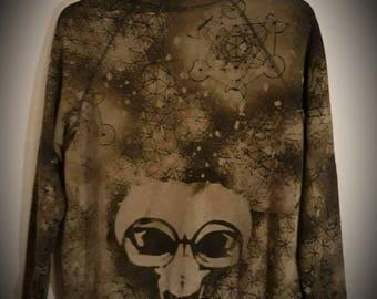 Alien Chaos Universe Sweatshirt