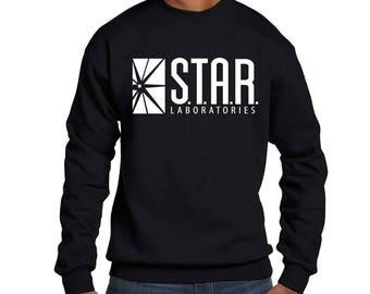 Star Laboratories Crew Neck Sweatshirt
