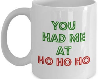 Old Fashioned Christmas - You Had Me At Ho Ho Ho