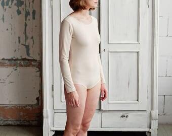 Soft cotton body underwear