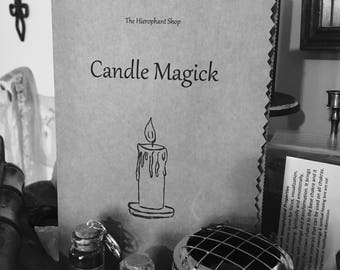 Candle Magick Kit - Wicca Pagan