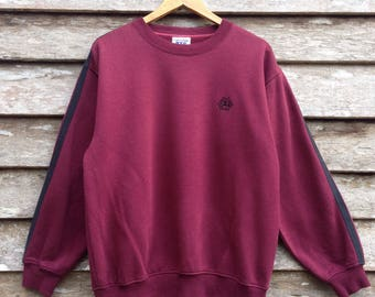 Vintage Plenty Tough Sport PTS Sweatshirt Pullover Medium size