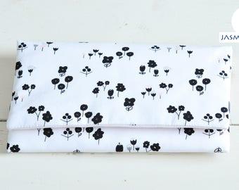 Mobile phone bag-custom made case-flower