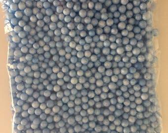 Large blue foam balls CHEAP