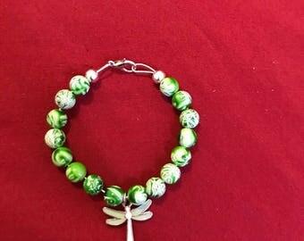 Kids  Bracelets with charm (handmade)