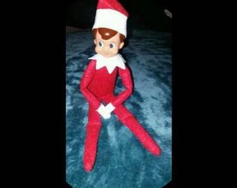 Elf on the Shelf Red Boy
