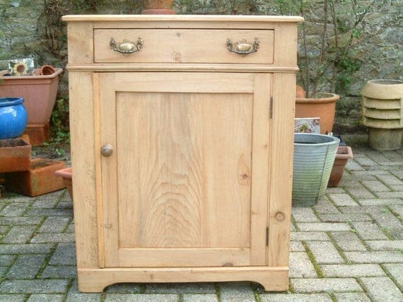 Like this item? - Pine Cupboard Antique Cupboard Victorian Cupboard Old Pine