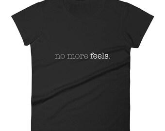 No More Feels (W&B) (Shirt)