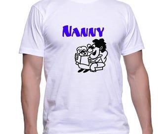 Tshirt for a Nanny
