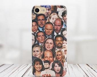 Office TV Show Iphone X Case Office TV Case Iphone 7 Plus Case Iphone 7 Case Iphone 8 Plus Case Iphone 8 Case Iphone 5C Case Serials Case