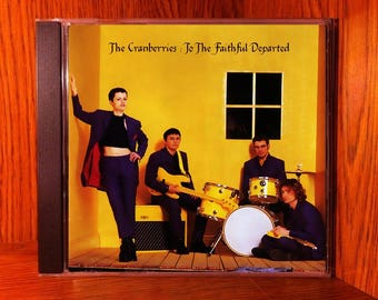 Cranberries – To The Faithful Departed - Vintage CD