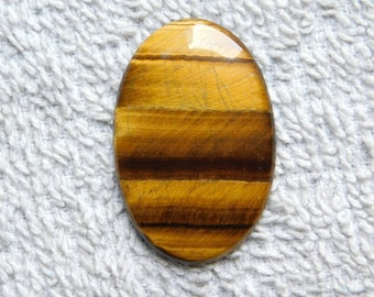 Rare ! Awesome quality Tiger gemstone Cabochons Tiger Excellent cabochons Designer Amazing loose gemstone 49.00cts (41x27x5)mm.