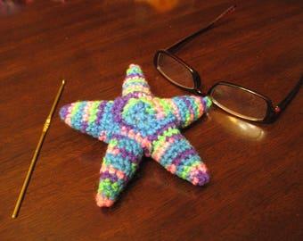 Amigarumi Starfish Pattern
