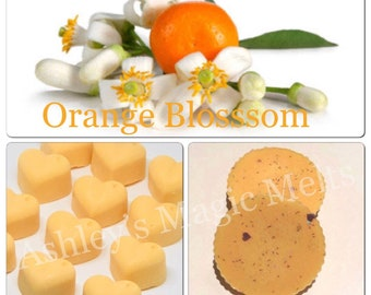 3 orange Blossom jo malone soy wax melts, designer dupe melts, strong long lasting melts, cheap scented wax melts, best wax melts