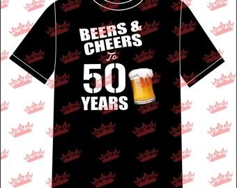 Beers & Cheers T-shirt