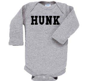 HUNK Onesie / Bodysuit