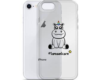 Unicorn phone case - Unicorn Iphone Case - I am a Unicorn great gift for Unicorn lovers - Unicorn Case - Unicorn Iphone 7 - Unicorn iphone