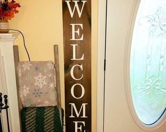 Basic Welcome Sign