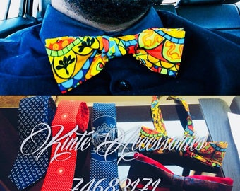 Neck Ties and Bow Ties