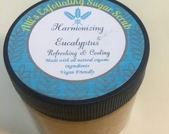 Exfoliating Sugar Scrub 3 Pack - Mix & Match